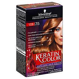 Schwarkopf Keratin in Caramel Blonde 7.5