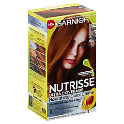 Garnier Nutrisse Ultra Coverage Nourishing Color Creme in 630-Toffee Nut