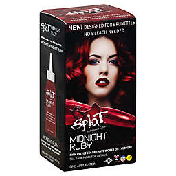 Splat® Rebellious Colors Bleach Free Semi-Permanent Hair Color Kit in Midnight Ruby