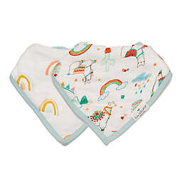 Loulou Lollipop 2-Pack Bandana Bibs