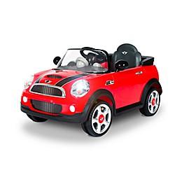 Rollplay 6V Mini Cooper Ride-On