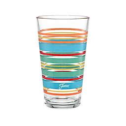 Fiesta® Rainbow Radiance Pint Glasses (Set of 4)