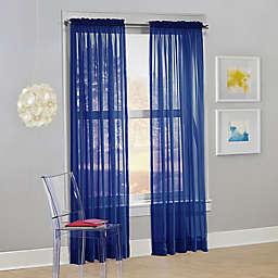 No.918® Calypso 63-Inch  Curtain in Royal Blue (Single)
