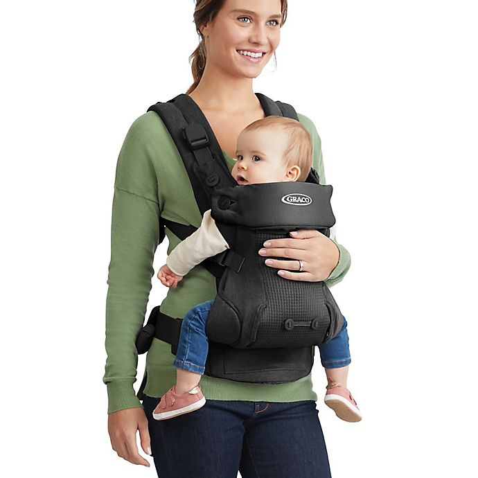 Alternate image 1 for Graco® Cradle Me™ 4-in-1 Baby Carrier