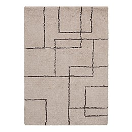 O&O by Olivia & Oliver™ Dane Area Rug in Beige/Brown