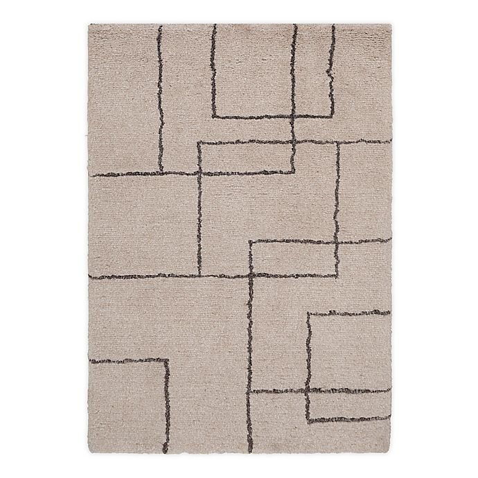 Alternate image 1 for O&O by Olivia & Oliver™ Dane Area Rug in Beige/Brown