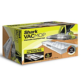 Shark® VACMOP™ 16-Count Disposable Hardfloor Pad Refills