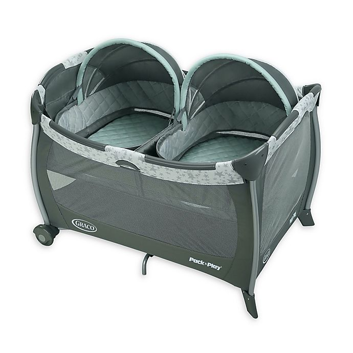 Alternate image 1 for Graco® Pack 'n Play® Playard with Twins Bassinet