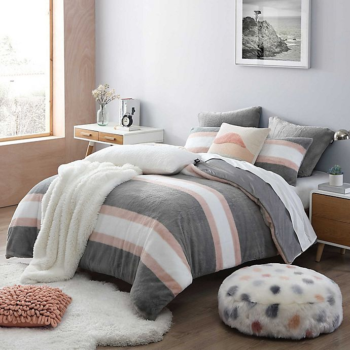 Alternate image 1 for UGG® Keily Polar Faux Fur 3-Piece Comforter Set