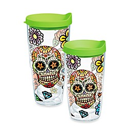 Tervis® Sugar Skull Wrap Tumbler with Lid