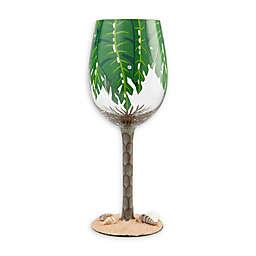 Lolita® Palms Wine Glass