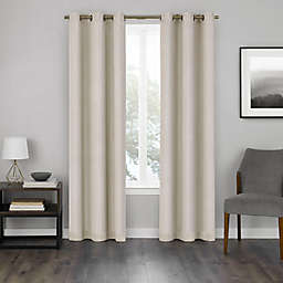 Eclipse Hazel Grommet Blackout Window Curtain Panel