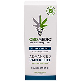 CBDMEDIC™ 1.06 oz. Active Sport Pain Relief Stick