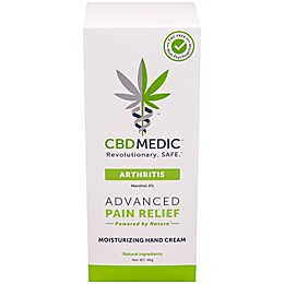 CBDMEDIC™ 1.76 oz. Arthritis Aches & Pain Relief Cream