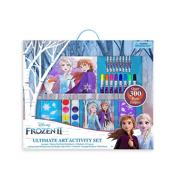 Alternate image 1 for Disney® Frozen II Ultimate & Activity Set