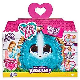 Moose™ Toys Scruff-a-Luv™ Real Rescue Plush Toy