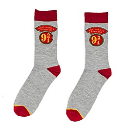 Harry Potter™ 9 3/4 Platfrom Crew Socks