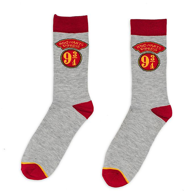 Alternate image 1 for Harry Potter™ 9 3/4 Platfrom Crew Socks