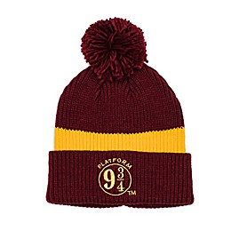 Harry Potter™ Platform 9 3/4 Striped Knit Beanie
