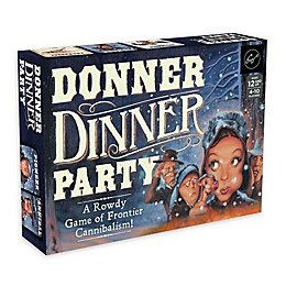 Chronicle Games Donner Dinner Party Board Game