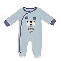 Baby Starters® Love Mama Bear Thermal Sleep N' Play in Blue