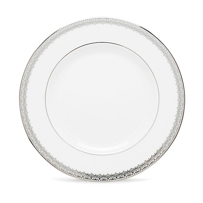 Alternate image 1 for Lenox® Lace Couture Salad Plate