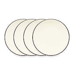 Noritake® Colorwave Mini Plates in Chocolate (Set of 4)
