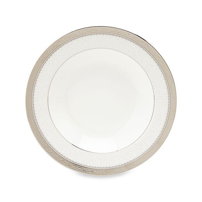 Alternate image 1 for Noritake® Odessa Platinum Rim Soup Bowl