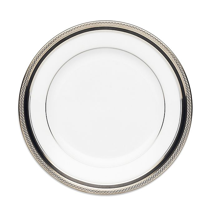 Alternate image 1 for Noritake® Austin Platinum Bread and Butter Plate