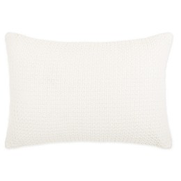 Wamsutta® Baylee Oblong Throw Pillow in Off-White