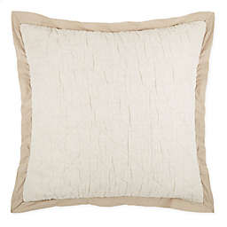 Wamsutta® Baylee European Pillow Sham in Taupe