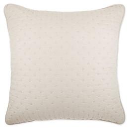 Wamsutta® Huntington European Pillow Sham in Dove Grey