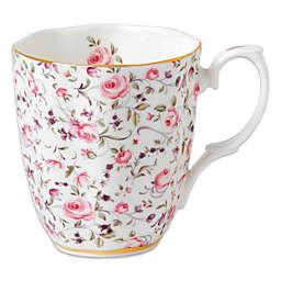 Royal Albert Confetti Vintage Mug in Rose