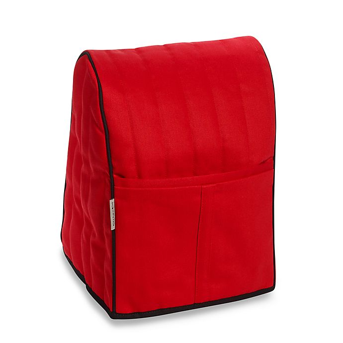 Alternate image 1 for KitchenAid® Stand Mixer Cover in Red