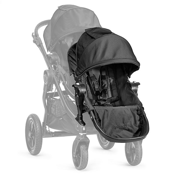Alternate image 1 for Baby Jogger® City Select® Black Frame Second Seat Kit in Black