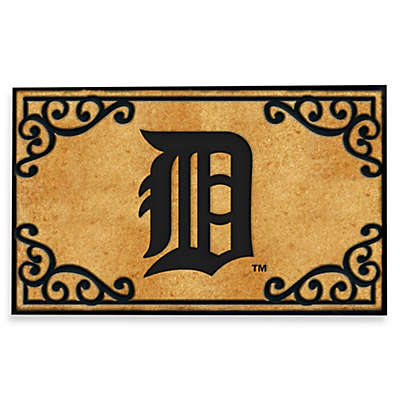 MLB Detroit Tigers Door Mat