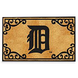 MLB Detroit Tigers Door Mat