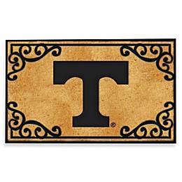University of Tennessee Coir Fiber Door Mat