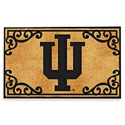 Indiana University Coir Fiber Door Mat