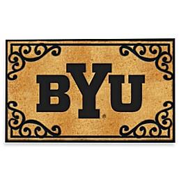 Brigham Young University Coir Fiber Door Mat