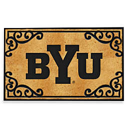 Brigham Young University Coir Fiber Door Mat