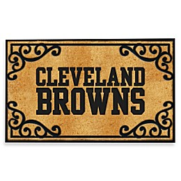 NFL Cleveland Browns Door Mat
