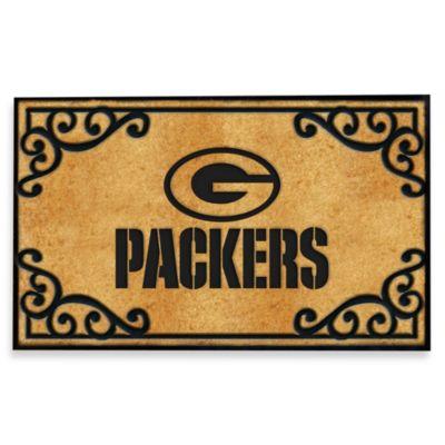 Nfl Green Bay Packers Door Mat Bed Bath Amp Beyond