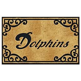 NFL Miami Dolphins Door Mat