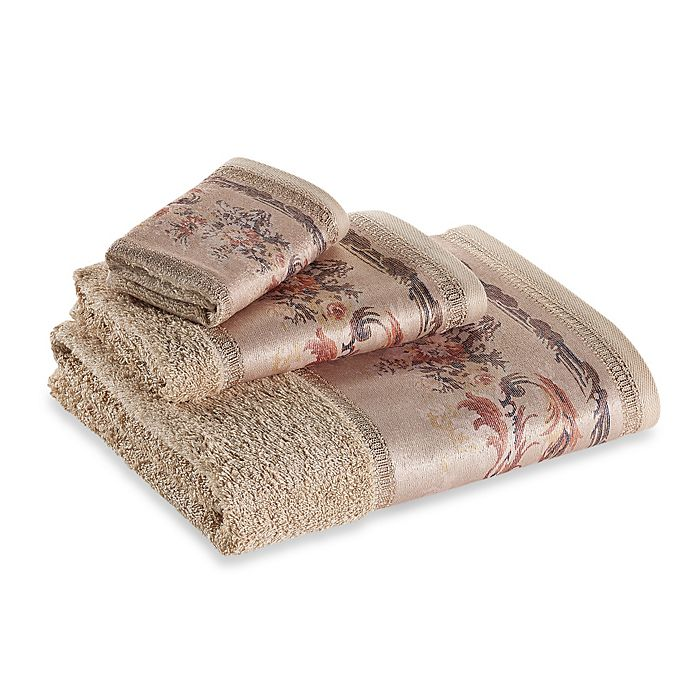 CroscillR Normandy Bath Towel In Natural