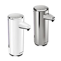 simplehuman® Rechargeable Bath Sensor Pump