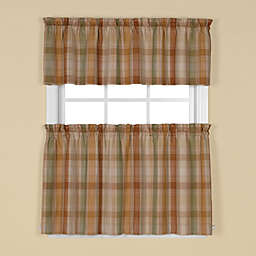 Cooper Window Curtain Tier Pairs and Valance