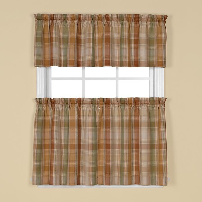 Alternate image 1 for Cooper Window Curtain Valance