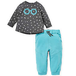 Focus Kids™ 2-Piece Alphabet Top and Pant Set