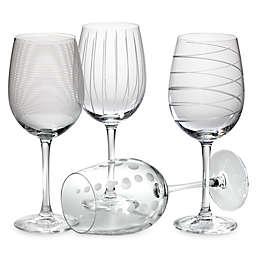 Mikasa® Cheers 16 oz. White Wine Glasses (Set of 4)